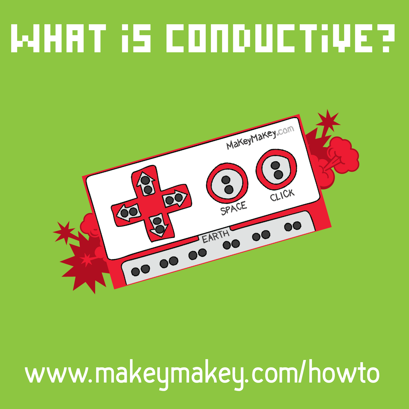 Lesson Three: What is Conductive?