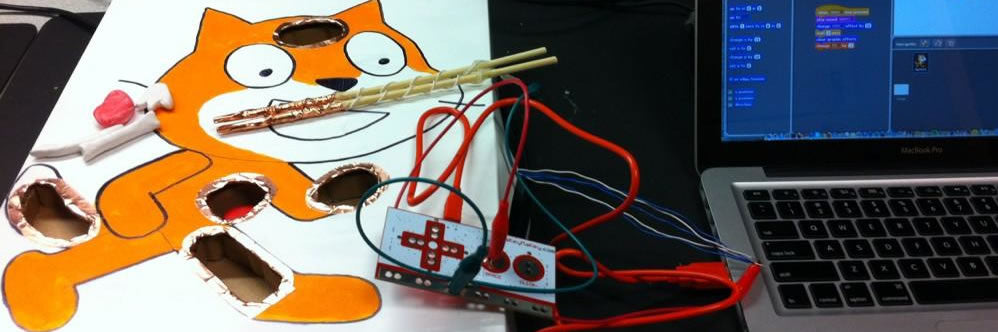 Makey Makey Operation Guide by Josh Burker
