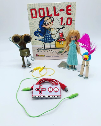 https://makeymakey.com/blogs/how-to-instructions/making-and-literacy-with-doll-e-1-0