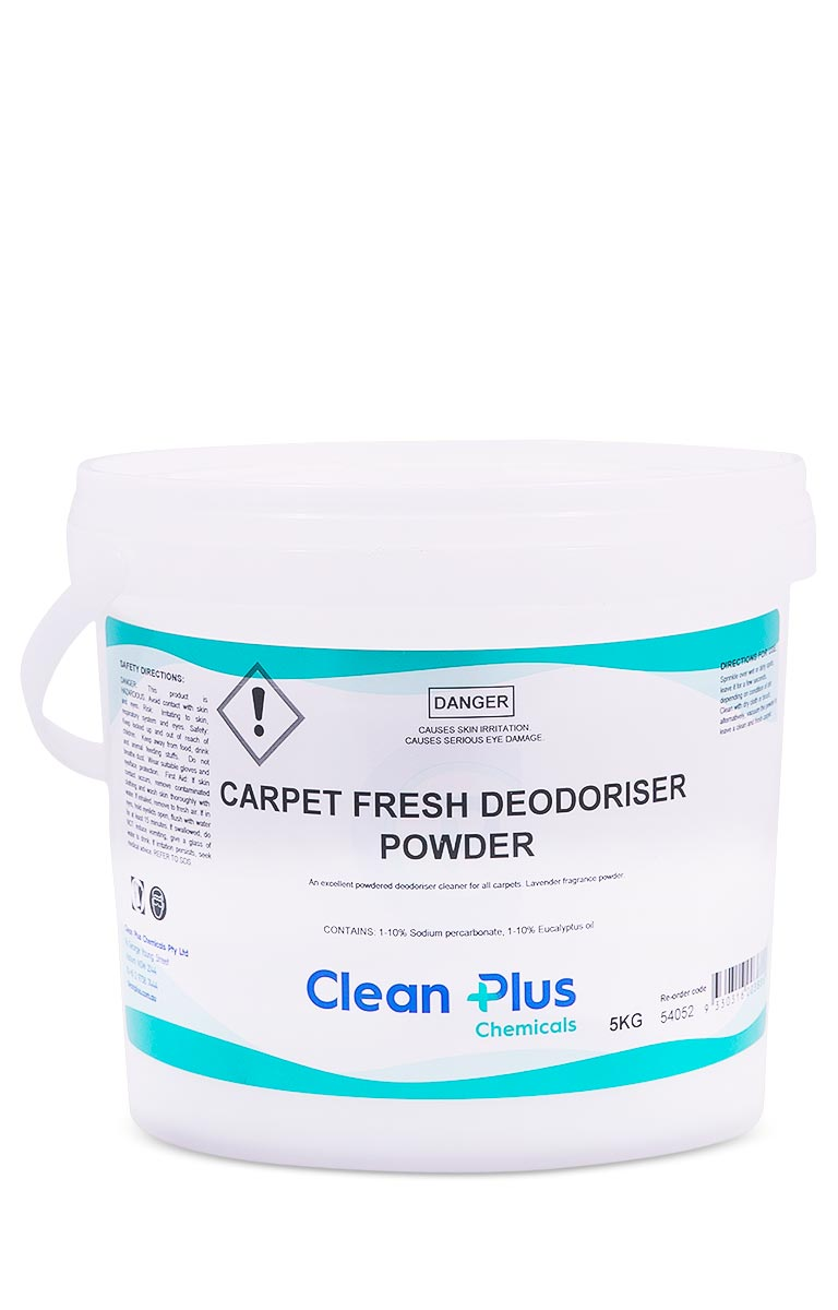 CARPET FRESH DEODORISER POWDER - DAKCO-Australia
