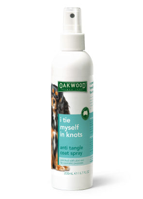 Anti-Tangle Pet Coat Spray - Perfect for Cats and Dogs - DAKCO-Australia