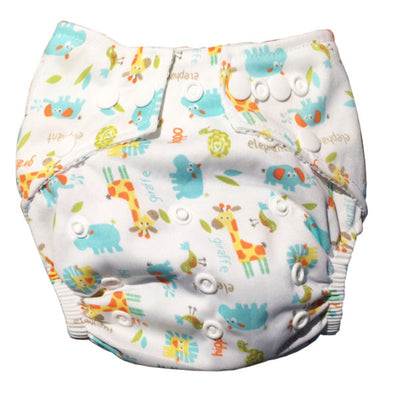 kids/Eco Reusable Swim Nappies. 3-18kg -cleaning supplies