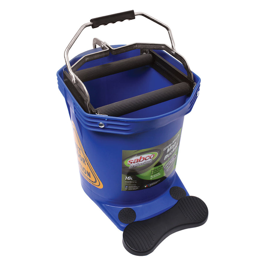 16 Litres Wide Mouth Mop Bucket - DAKCO-Australia