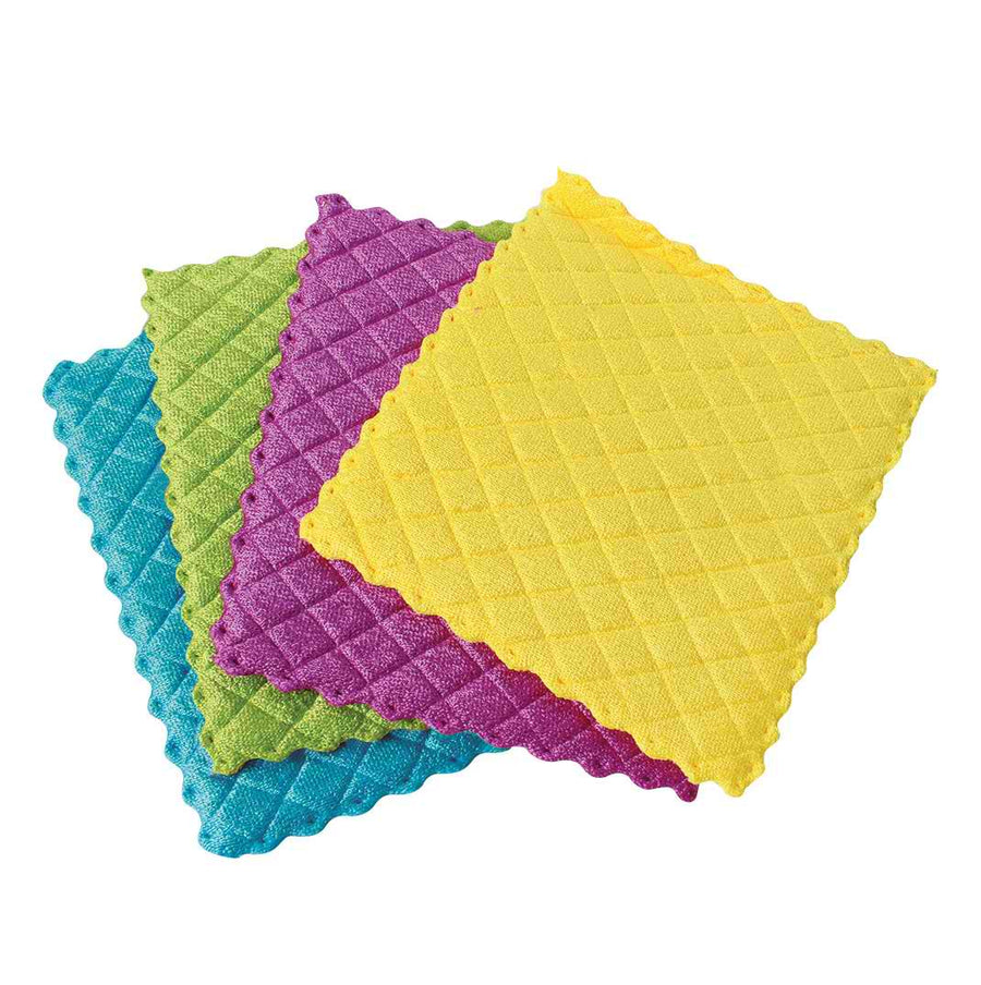 cleaning/Kitchen Shine Microfibre Sponge Cloths -cleaning supplies