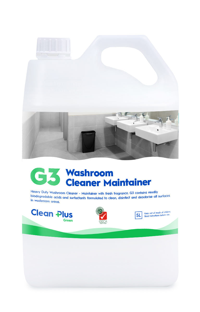 G3 - Washroom Cleaner Maintainer - DAKCO-Australia