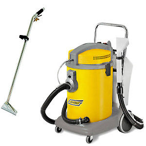 Ghibli Commercial 1200 Watt 35 Litre Wet 'n' Dry Extraction Vacuum With 1 Jet Wand (V-M9P-SET) - DAKCO-Australia