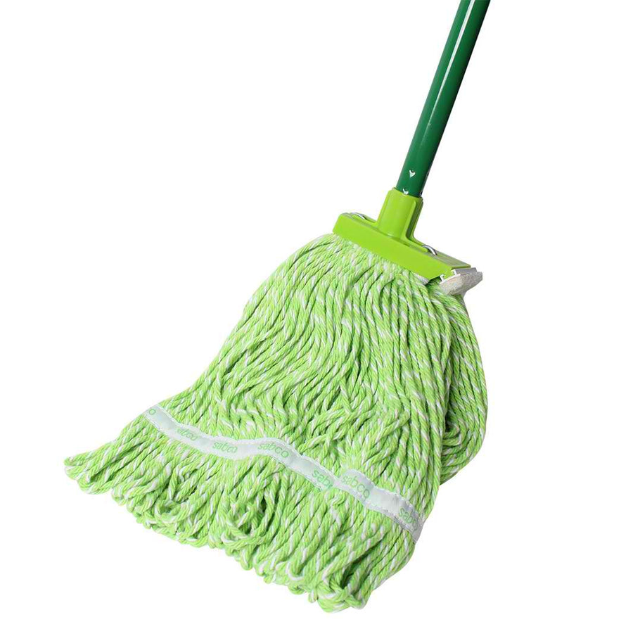extra durable antibacterial cotton mop - DAKCO-Australia
