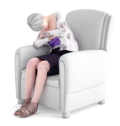 Seating Matters - Incorrect Posture - Nursing Homes