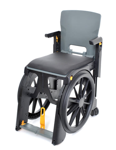 WheelAble Travel Aid, Shower and Commode Chair