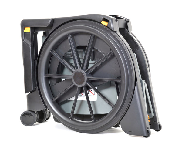 WheelAble Shower/Commode Chair