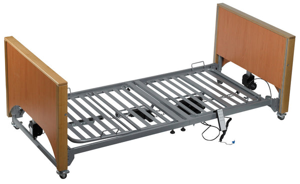 Woburn Low Profiling Bed Frame (with side rails)