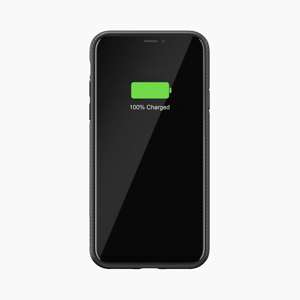 iPhone XR Magnetisk trådløs Smart Battery Case deksel