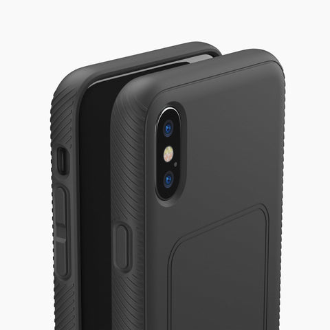 iphone xs magnetic case wireless charging