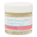 Lip Sugar Scrub - Vanilla Coconut MIlk