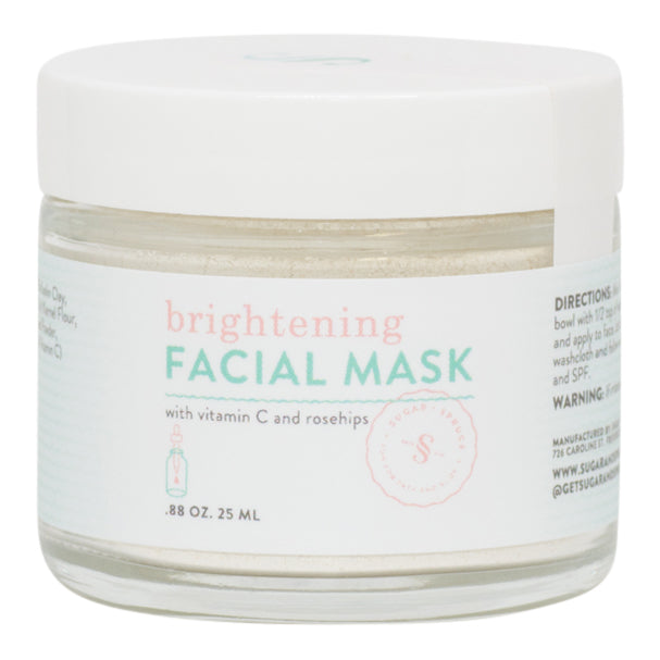 Brightening Facial Mask Powder