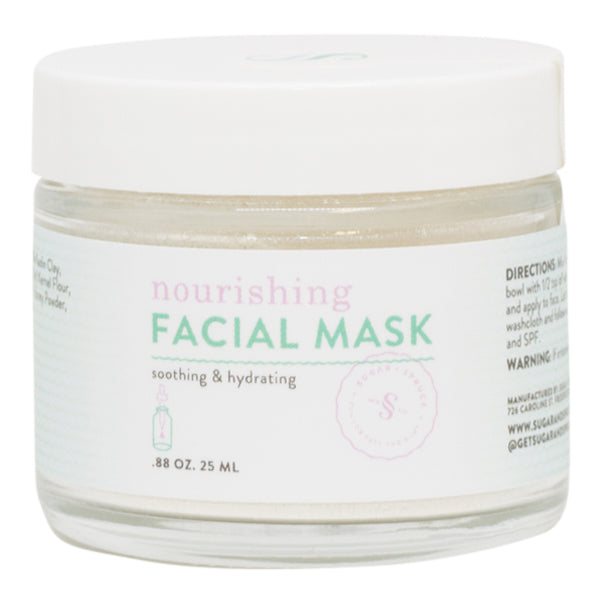 Nourishing Facial Mask Powder