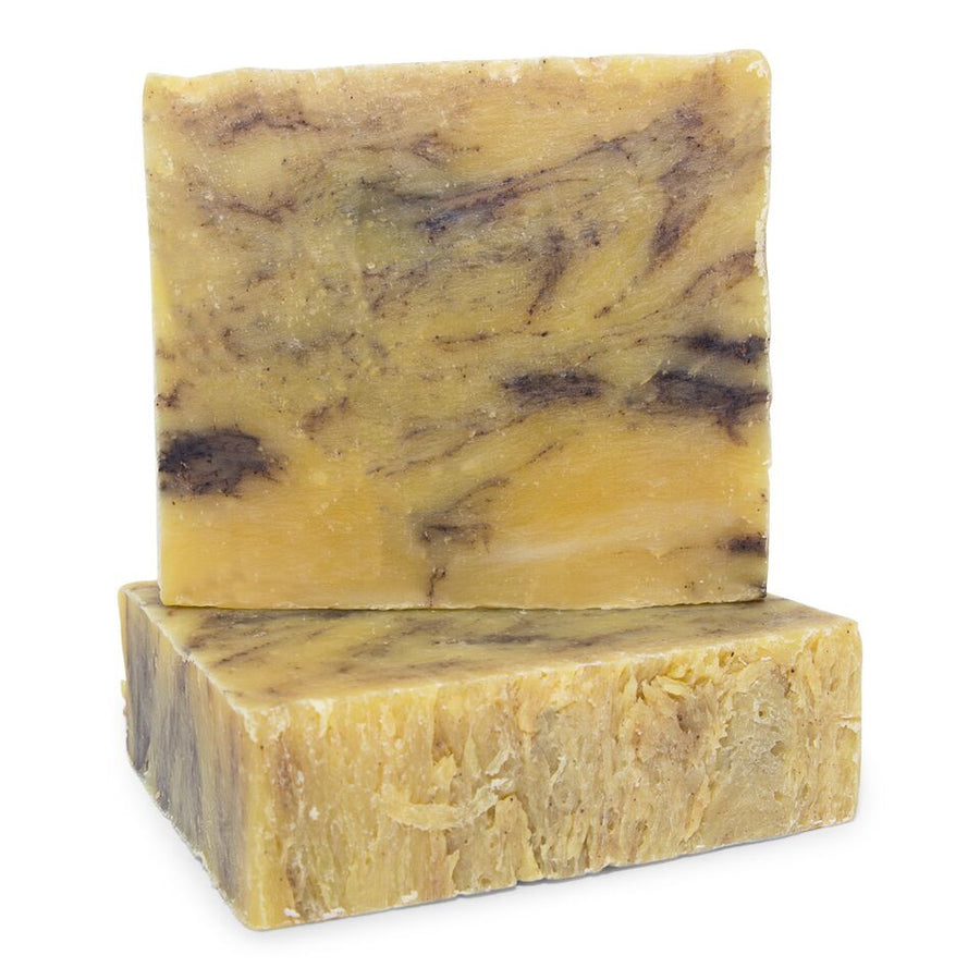 Burnt Orange Patchouli Soap Bar