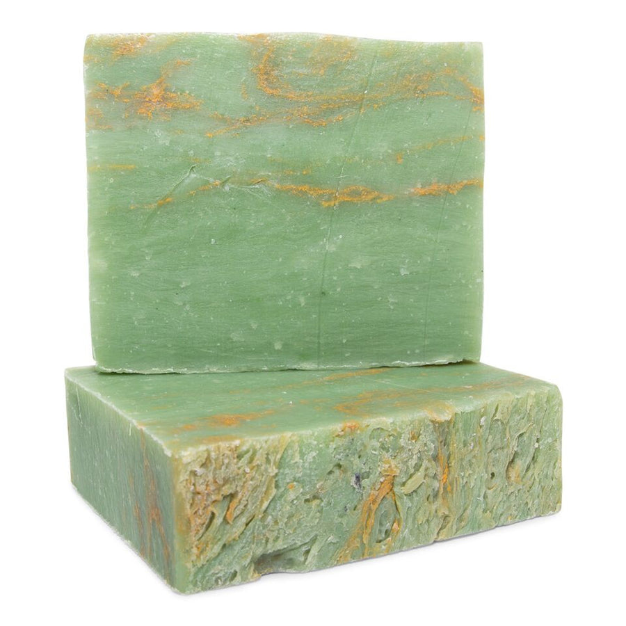 Green Clover Field Soap Bar