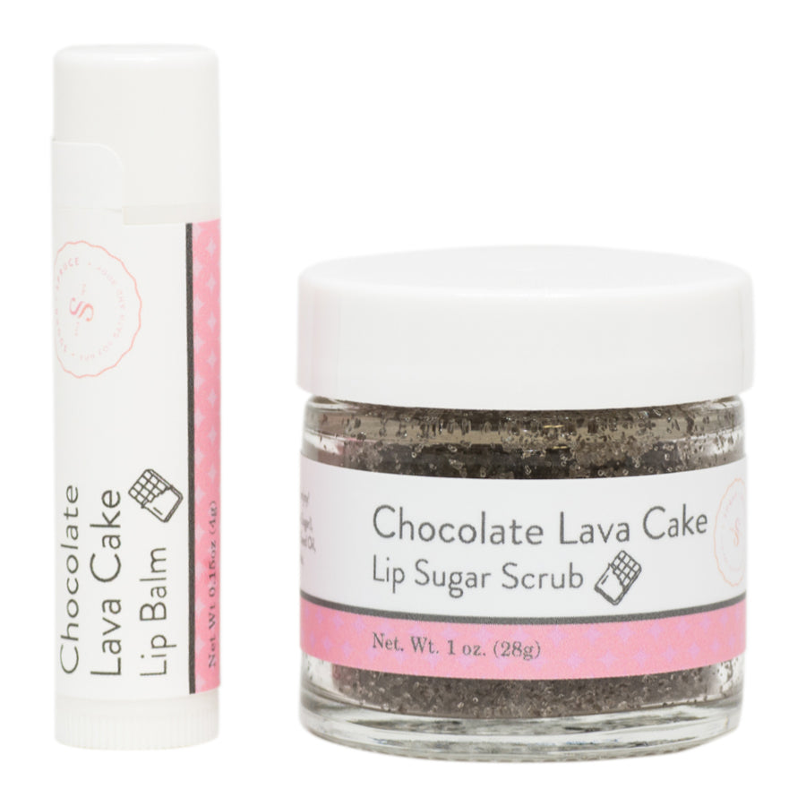 Lip Balm - Chocolate Lava Cake