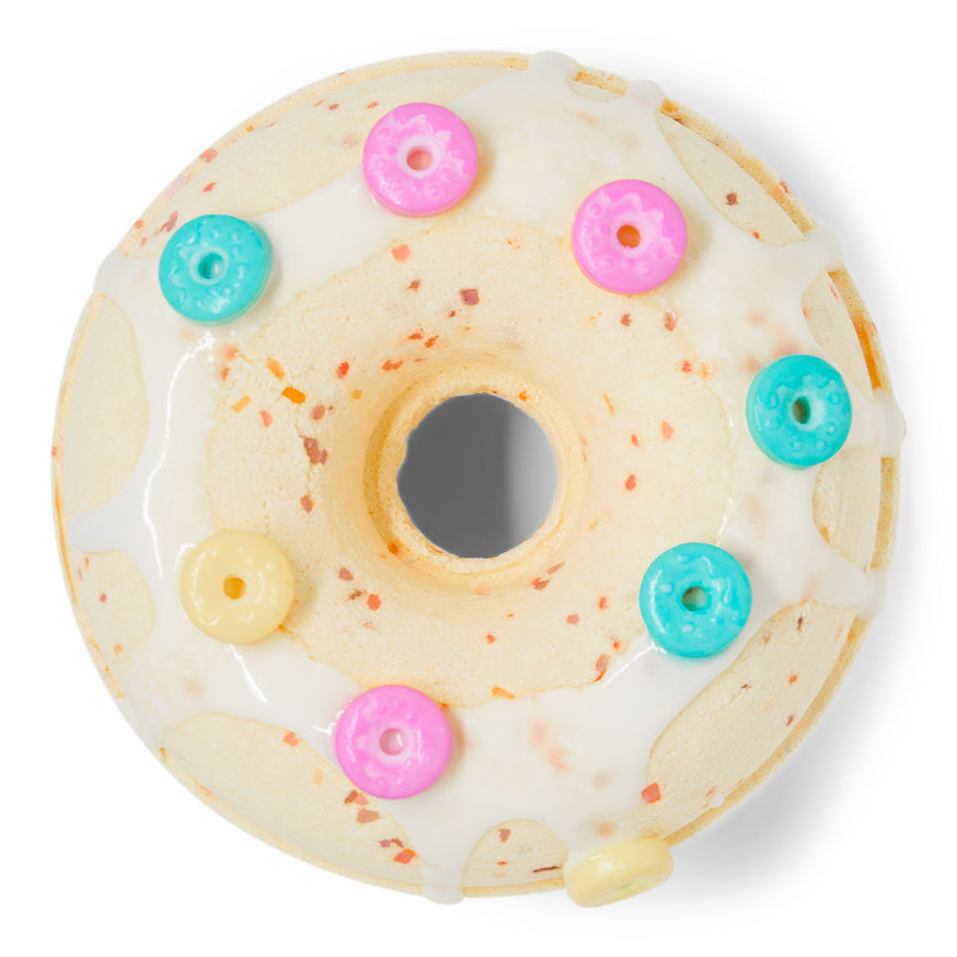 Fruit Loops Bomb Donut