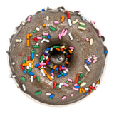 Chocolate Sprinkles Bath Bomb Donut