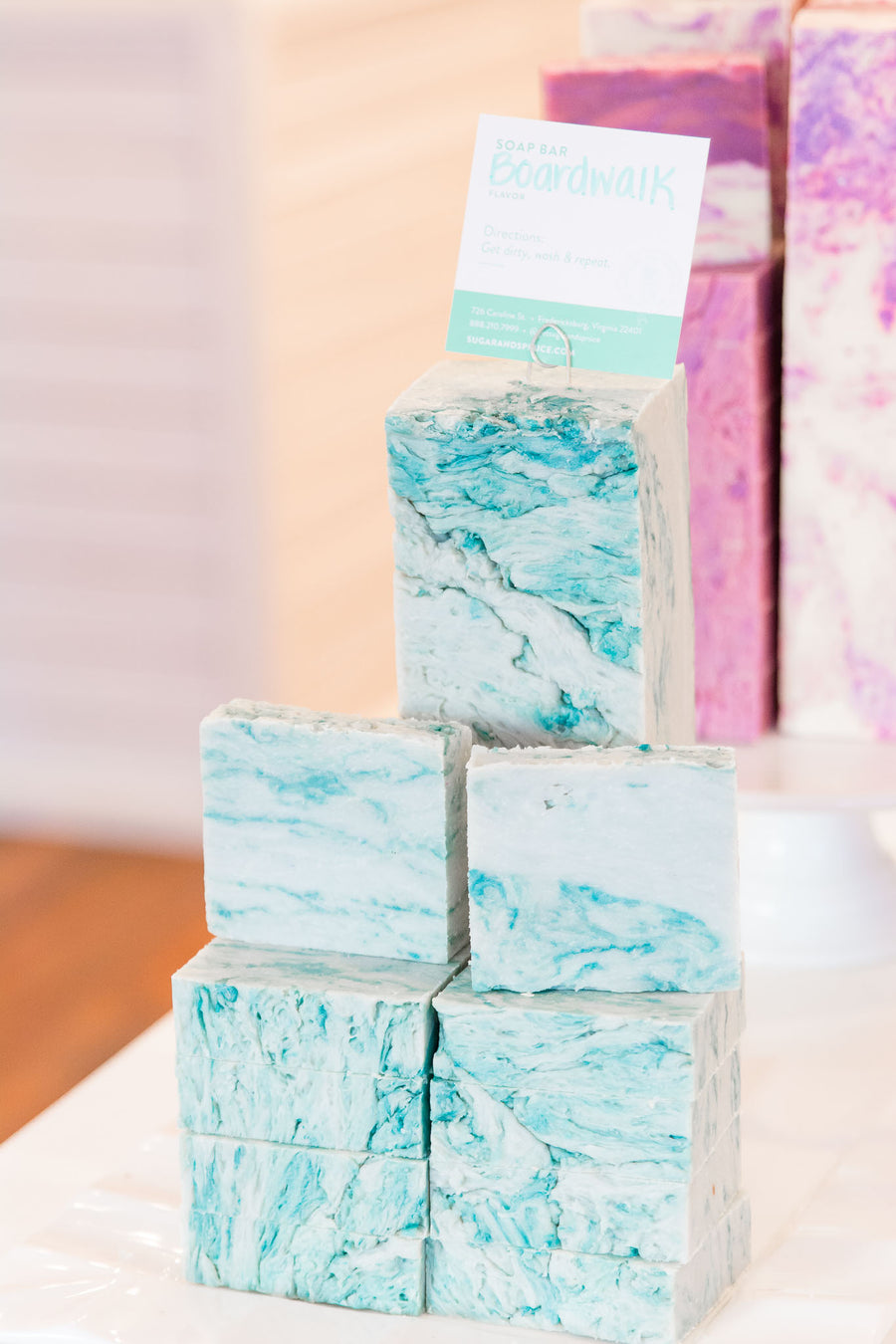 Boardwalk Soap Bar