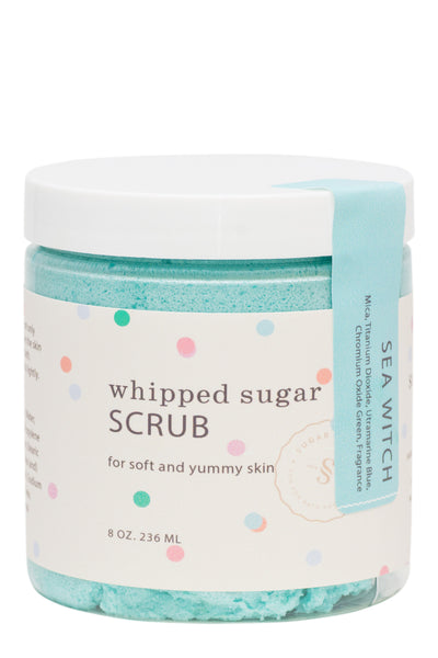 Whipped Sugar Scrub Sea Witch Small