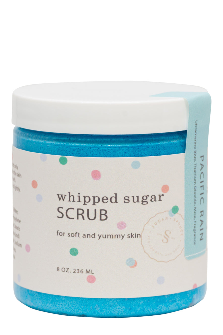 Whipped Sugar Scrub Pacific Rain - 11 oz.