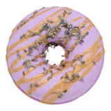 Lavender Honey Bath Bomb Donut