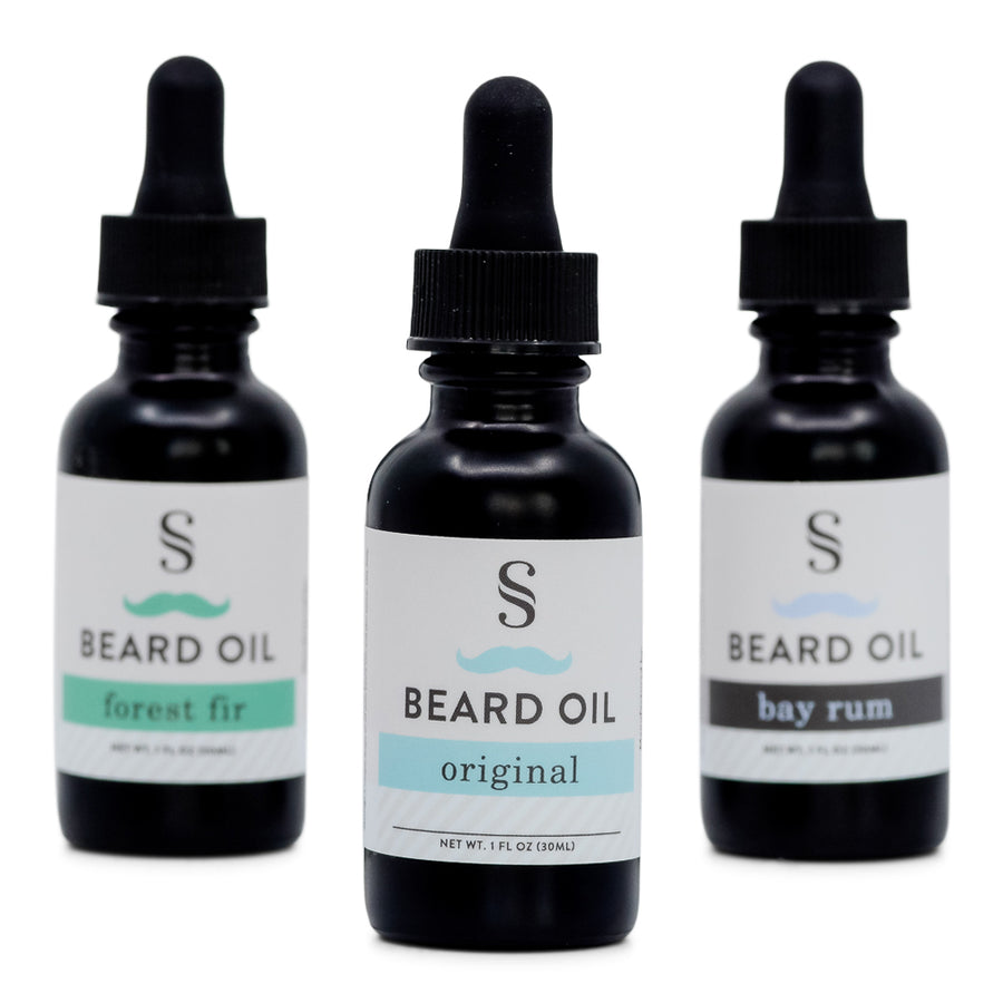 Beard Oil - Bespoke Blends