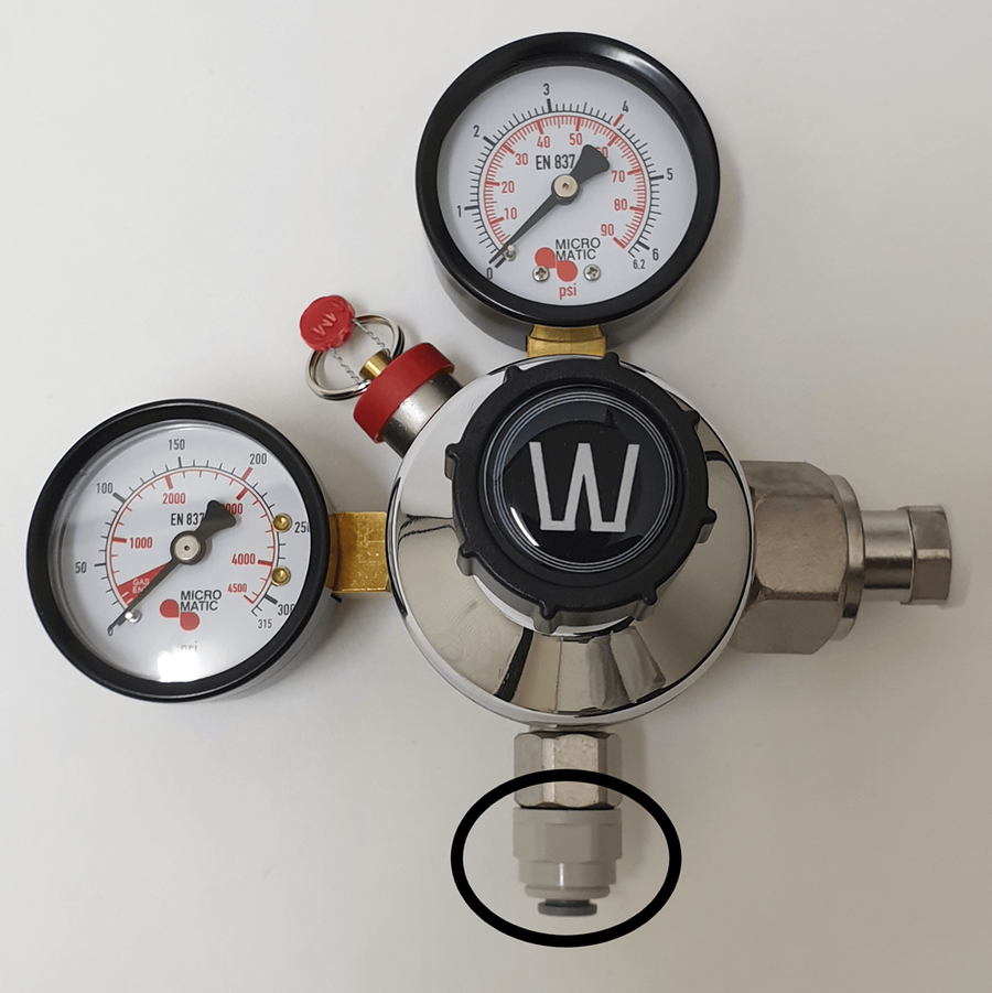 Premium Micromatic Regulator (NZ/ROW)