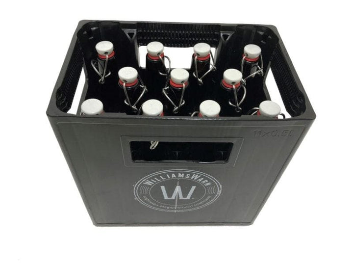 WilliamsWarn BrewKit Bottle Crate with Bottles (11)