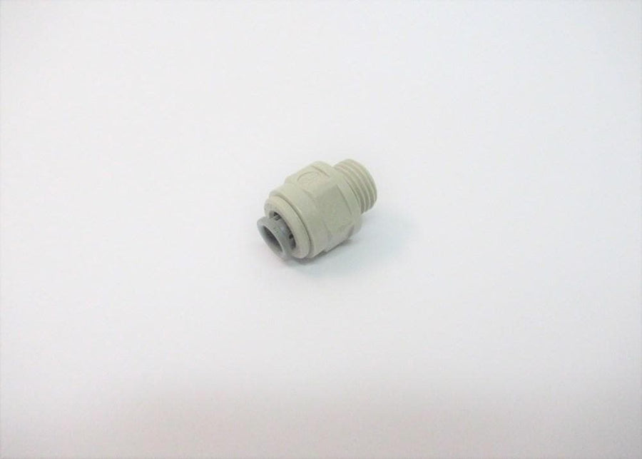 "Straight Adaptor 1/4"" - 1/4"" with O-ring"