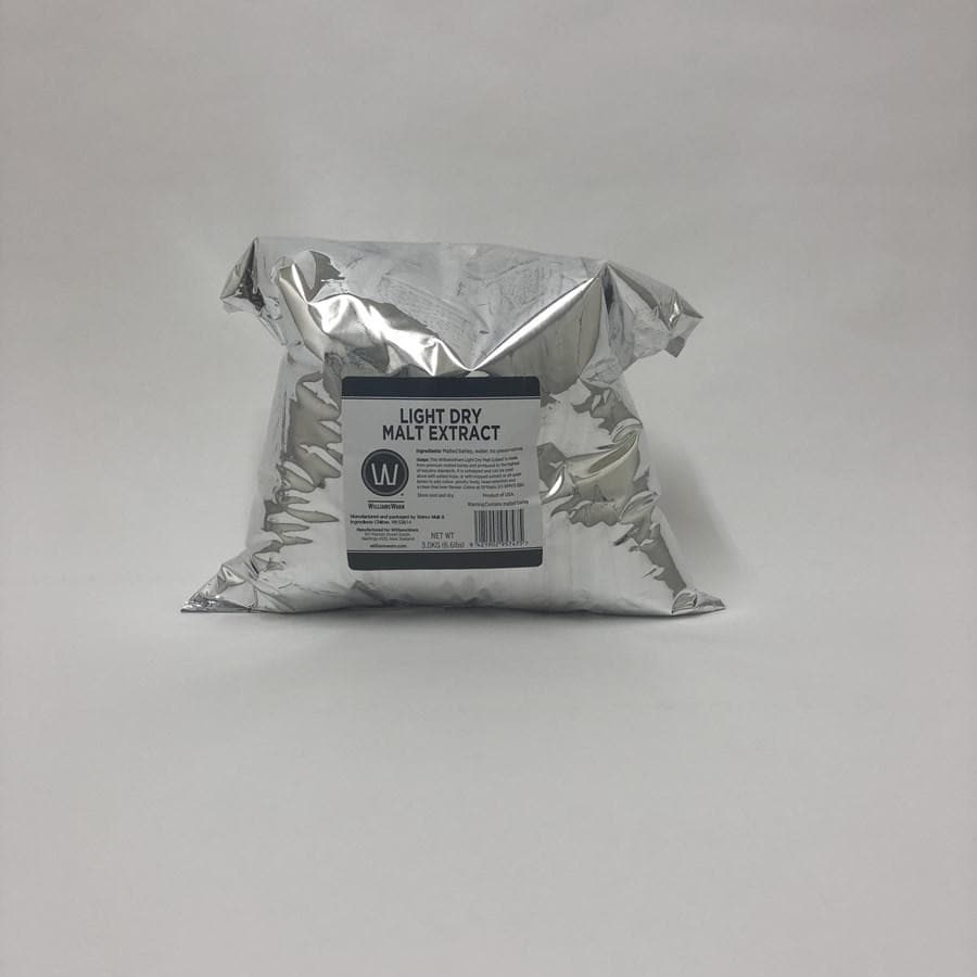 Light Dry Malt Extract 3kg