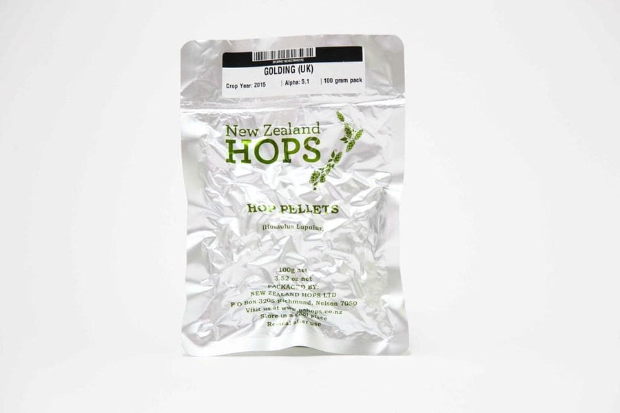 UK Golding Hops 100gm