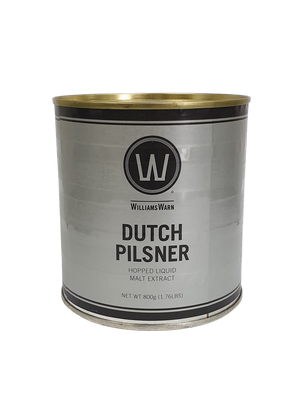 WW Dutch Pilsner 19-00 800g