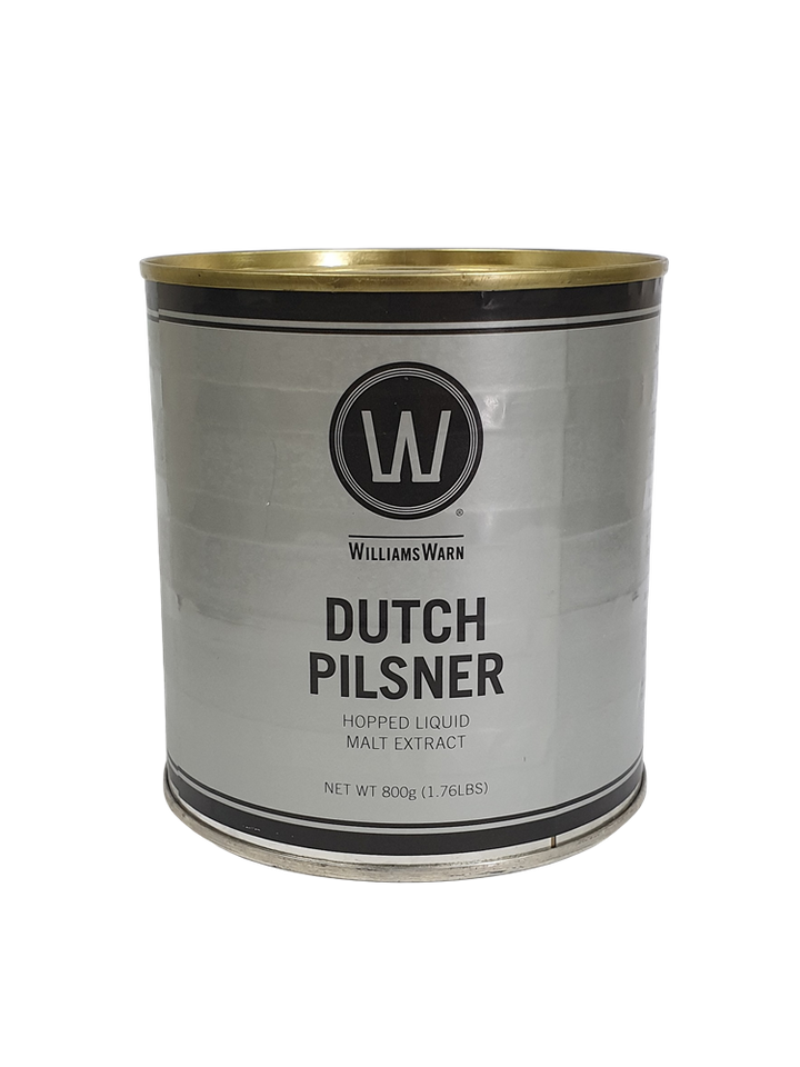 WilliamsWarn BrewKit Dutch Pilsner 19-00 800g