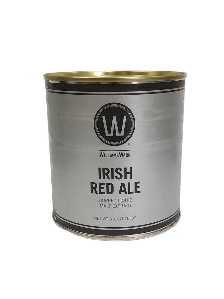 WilliamsWarn BrewKit Irish Red Ale 25-00 800g