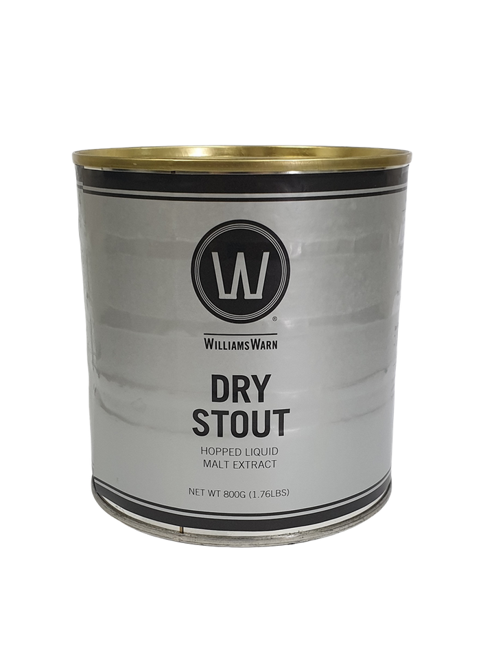 WilliamsWarn BrewKit Dry Stout 32-00 800g