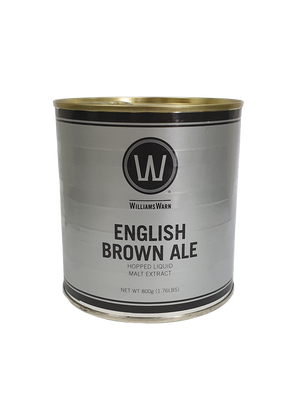 WW English Brown Ale 31-00 800g