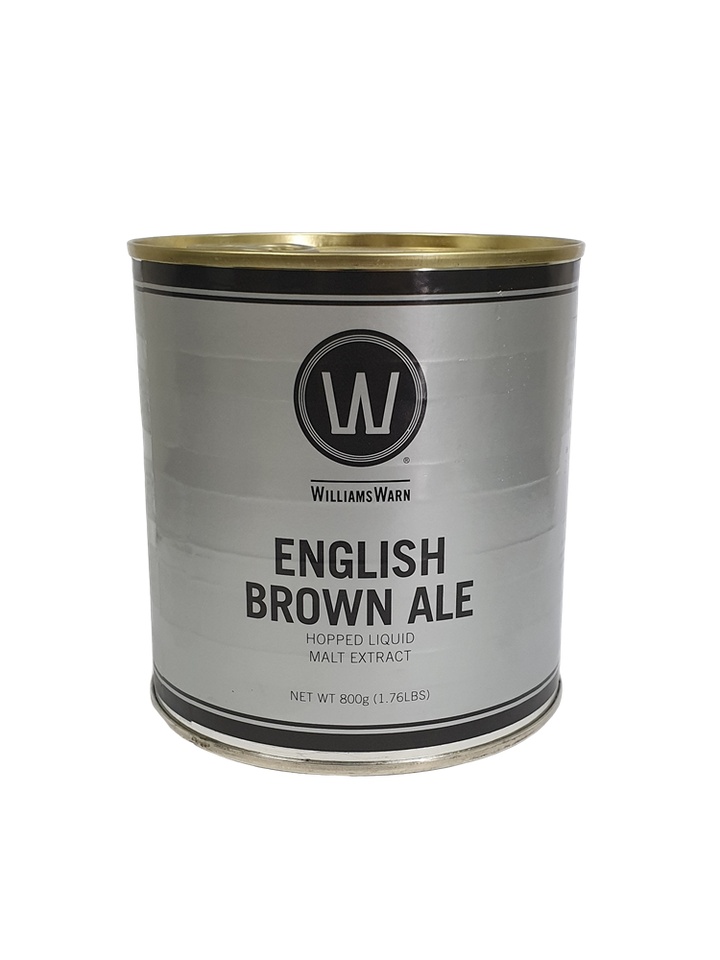 WilliamsWarn BrewKit English Brown Ale 31-00 800g