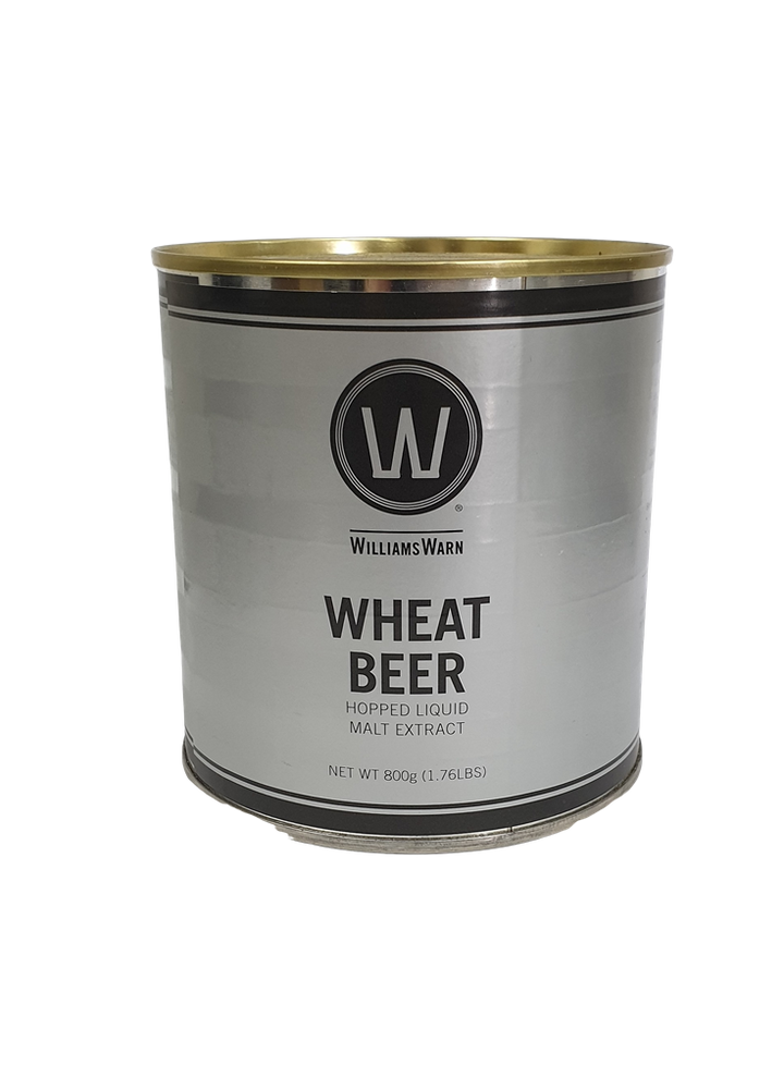 WilliamsWarn BrewKit Wheat Beer 22-00 800g