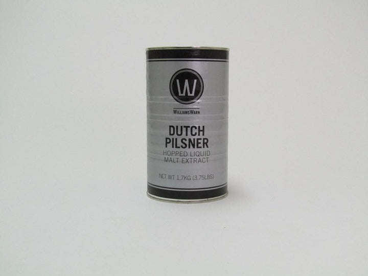 WilliamsWarn BrewKit Dutch Pilsner 19-00 1.7kg