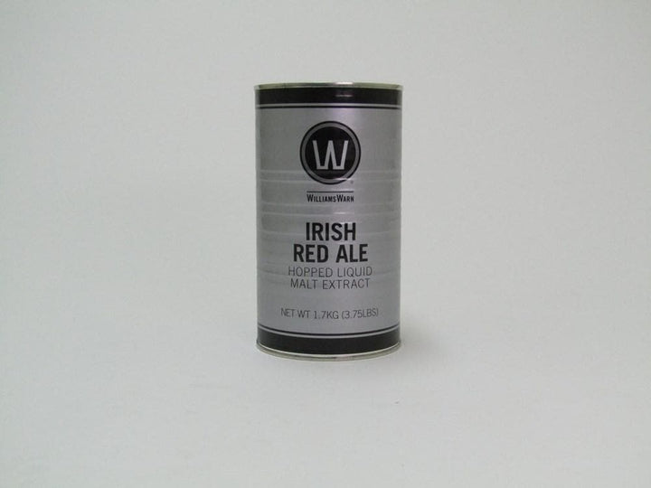 WilliamsWarn BrewKit Irish Red Ale 25-00 1.7kg