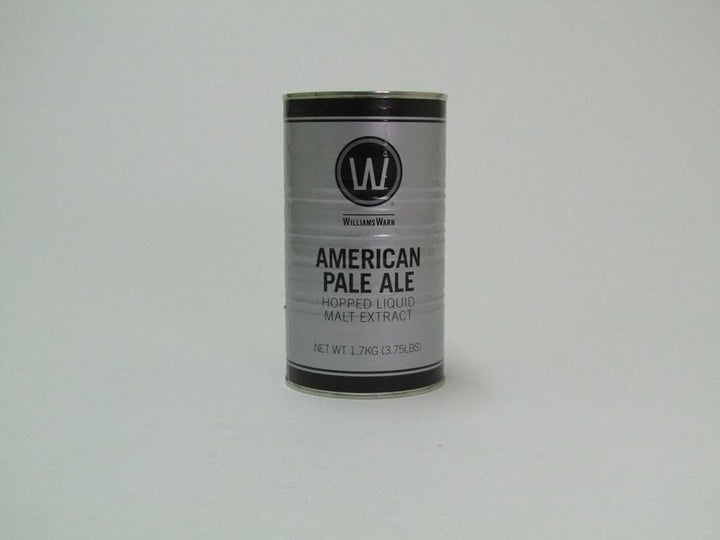 WilliamsWarn BrewKit American Pale Ale 29-00 1.7kg
