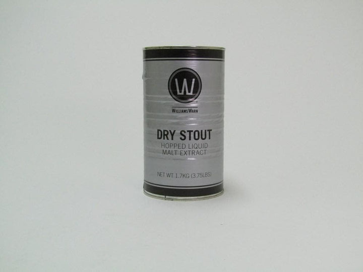 WilliamsWarn BrewKit Dry Stout 32-00 1.7kg
