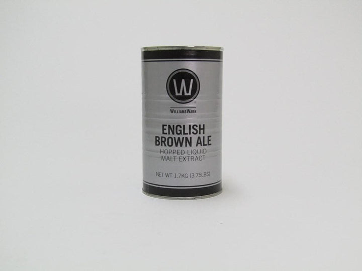 WilliamsWarn BrewKit English Brown Ale 31-00 1.7kg