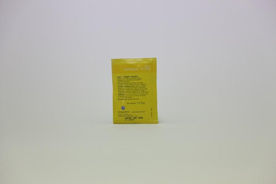 WilliamsWarn BrewKit Fermentis SALAGER S-23 Yeast - 11.5gm