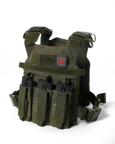 Defender Armor Package, NIJ Certified