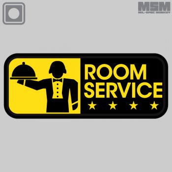 Room Service Morale Patch